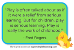 Playing Teaches Children Required Skills!