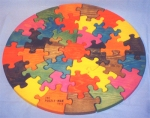 Puzzles are educational fun for children and often for adults!
